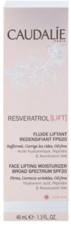 Caudalie Resveratrol [Lift] liftingový hydratační fluid SPF 20